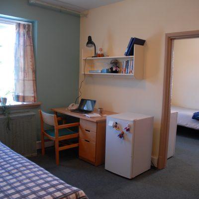 Bays double room