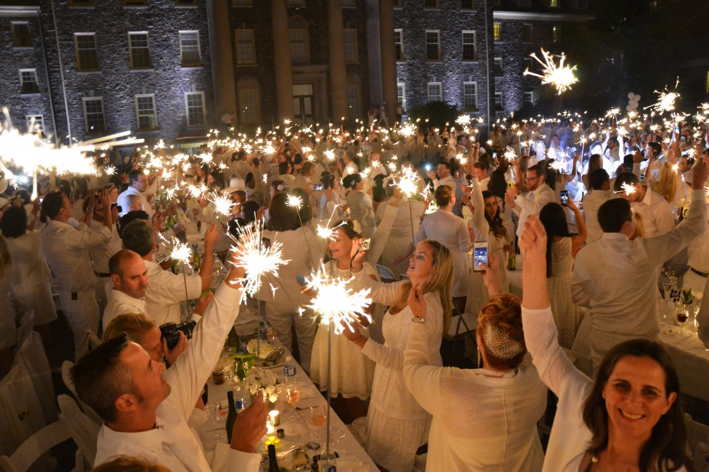 Diner en Blanc Halifax 2014, photo Michael Carty & Dave Boyce HD08